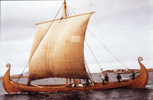 longship reconstruction