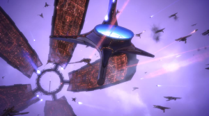 Mass Effect is defined not by what you defeat, but by what you save.