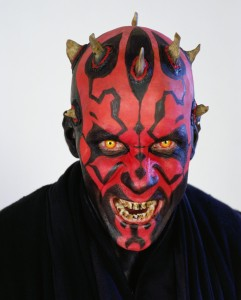 Clearly the Sith do not provide their employees with dental plans. Yet more evidence of their evil.