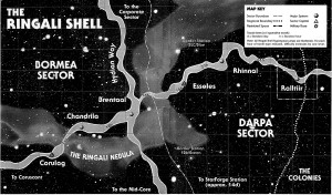 The Ringali Shell: one of the most important and thoroughly detailed regions of the galaxy. Also one of the least visited.