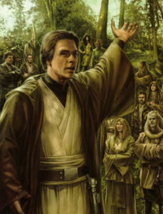 See, you won't catch Kyle Katarn wearing any of those musty old robes. They'd get in the way of his arsenal.