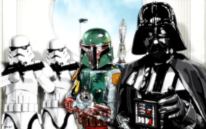 star wars stormtroopers darth vader boba fett 1680x1050 wallpaper_www.wallpaperhi.com_55