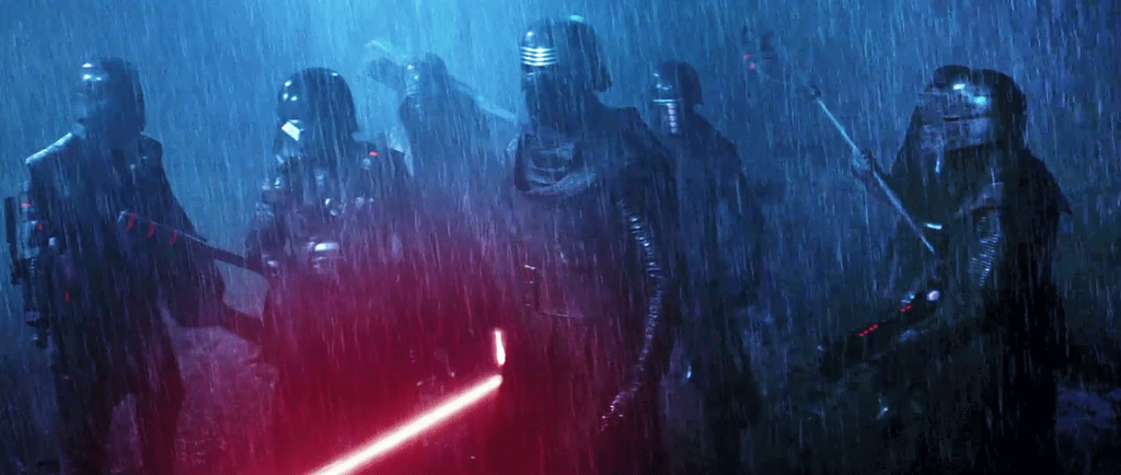 Honestly, I just want to be one of the Knights of Ren.