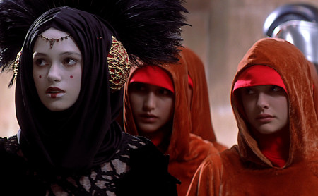 padme and handmaidens