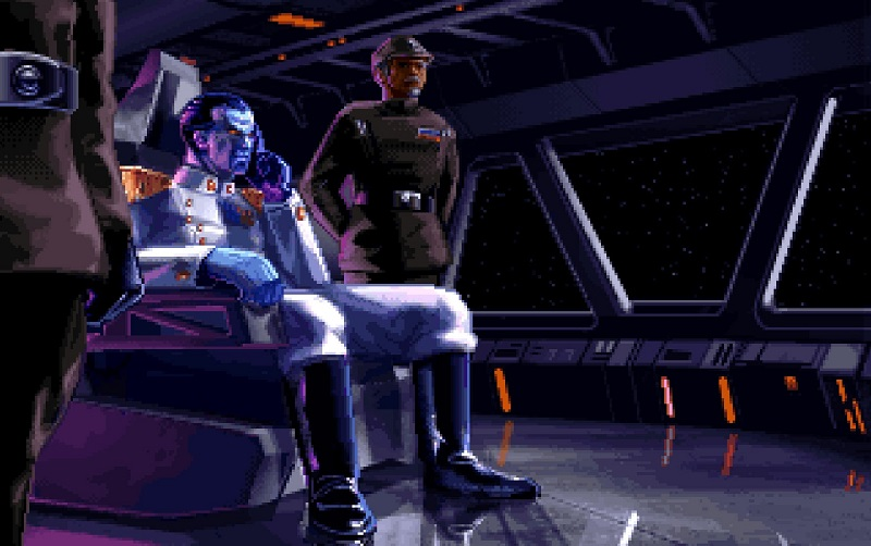 Grand Admiral Thrawn Separating Man From Myth Eleven