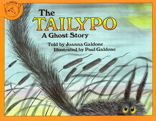 Cover to the book The Tailypo: A Ghost Story